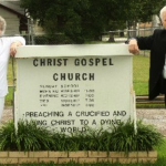 pastors.church.sign